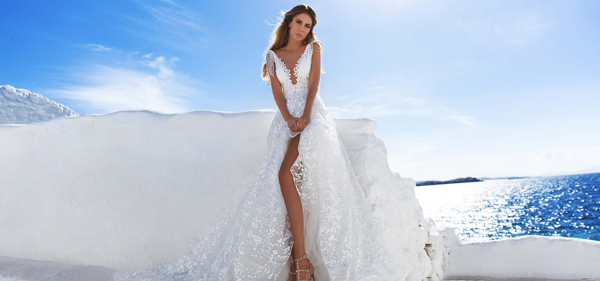 De belles robes de mariée à Nîmes   Vlada